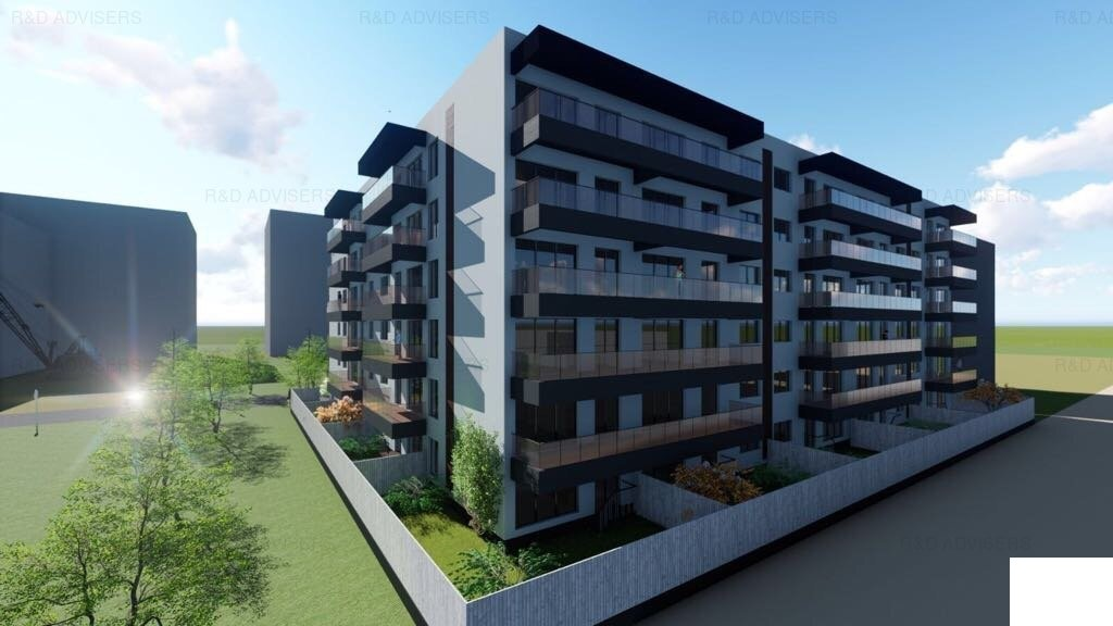 Apartament 2 camere Bloc nou select Pipera