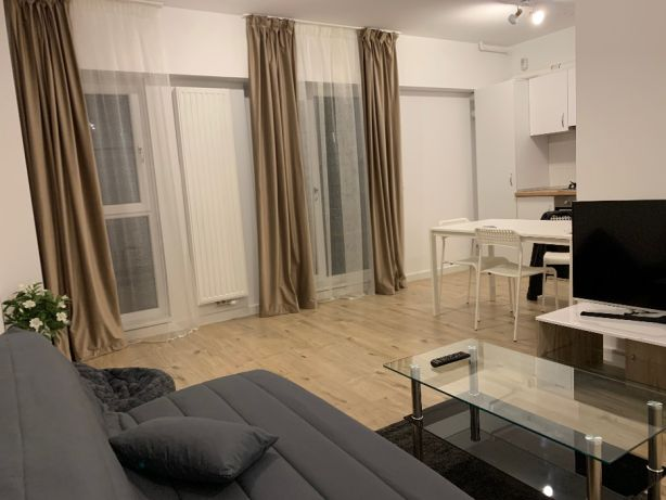 One bedroom apartment in Aviatiei Residential Complex