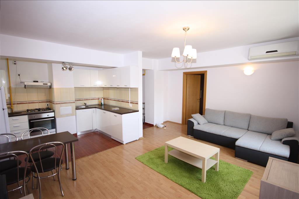 Greenfield one bedroom apartment for rent in Greenfield, Baneasa Forest (Video)
