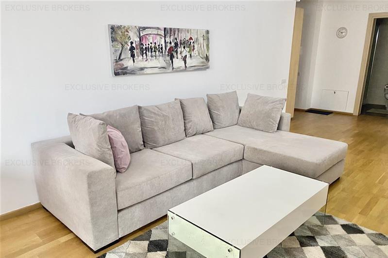 Apartament lux 3 camere, inchiriere termen lung, Herastrau - Satul Francez