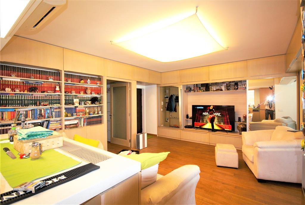 Apartament cu 3 camere de vanzare complet mobilat si utilat in Stefan Cel Mare, constructie noua !