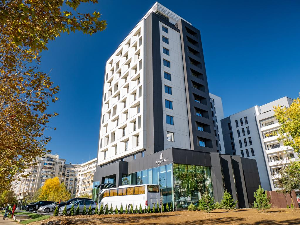 Two Bedroom apartment in a New building in Unirii Bulevard