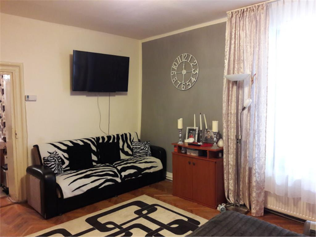 ONE BEDROOM APARTMENT FOR SALE IN SIBIU CENTER - WHITE MOUNTAIN PROPERTY