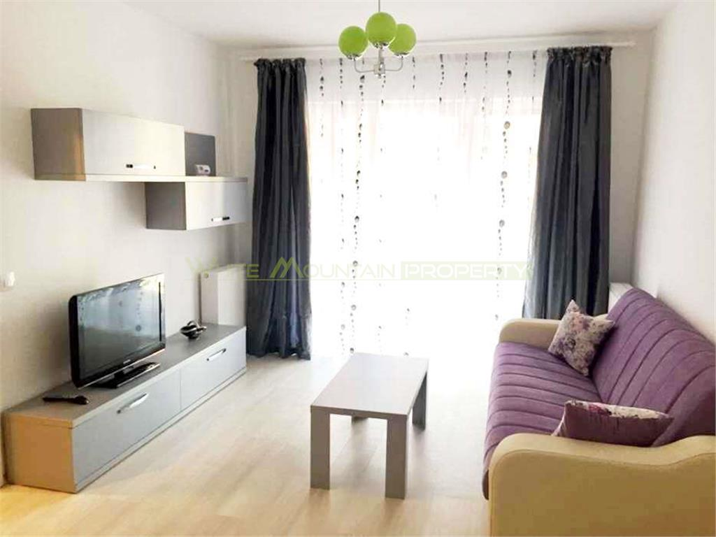 Apartament nou, modern si colorat langa Coresi