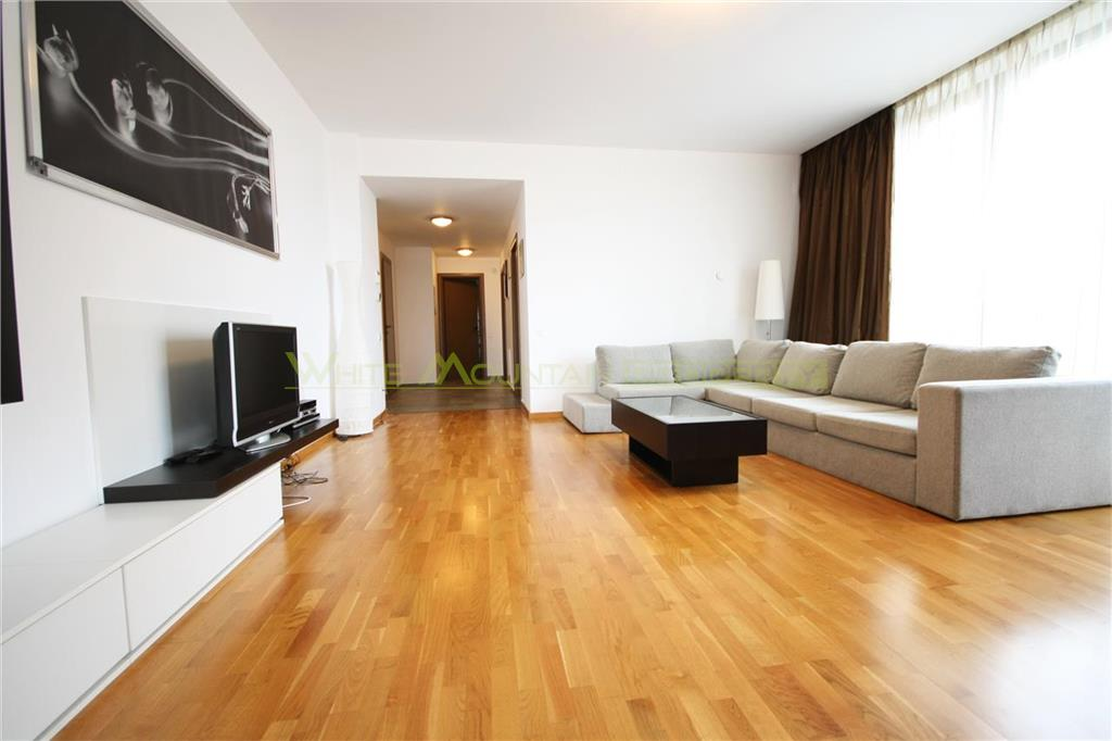 Apartament superb cu 3 camere de vanzare in Bellevue Residence