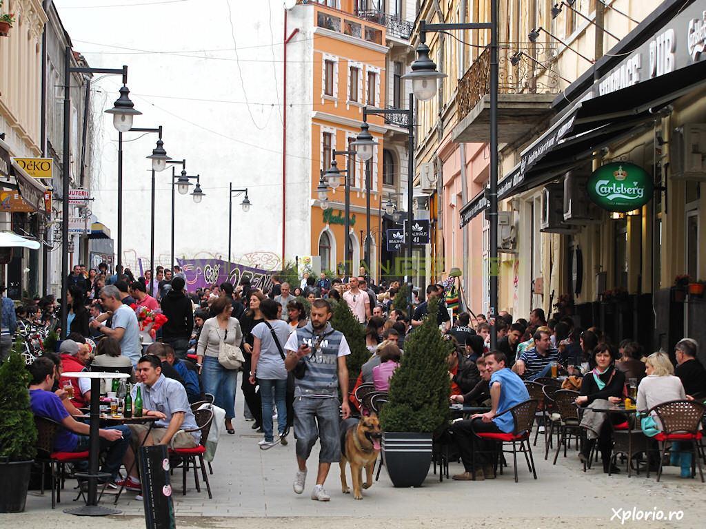 Vanzare afacere la cheie (fast food) la cheie de vanzare in Centrul Vechi Bucuresti