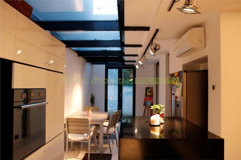 Luxurious 2 bedroom apartment with garden in Floreasca Verdi