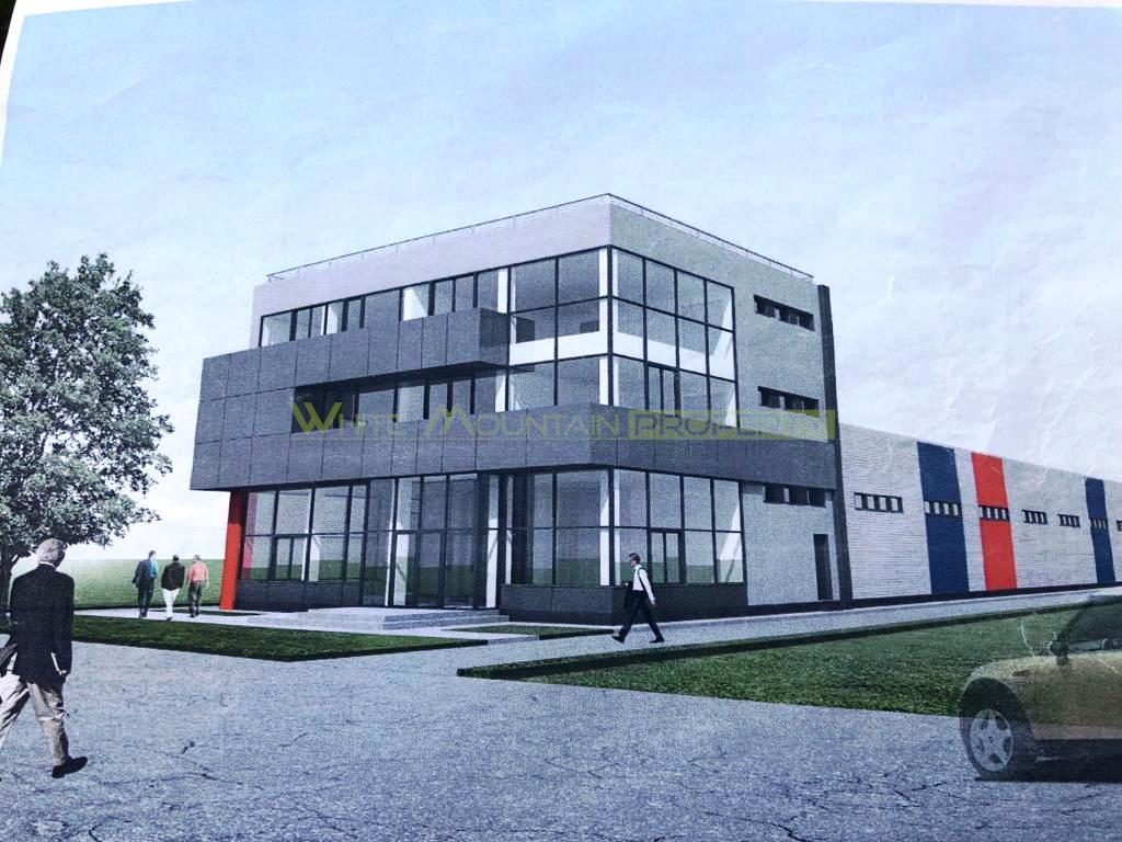 Complex Industrial de vanzare in Magurele, Ilfov