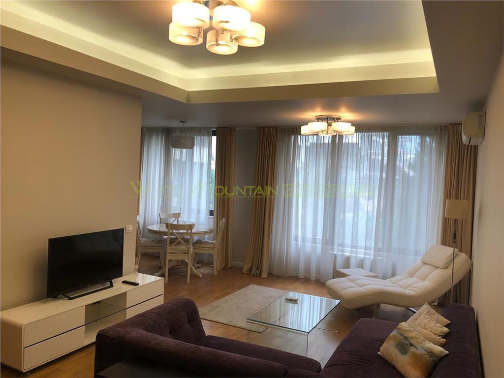 Apartament modern 2 camere in  North Area Lake View, Aurel Vlaicu Metrou