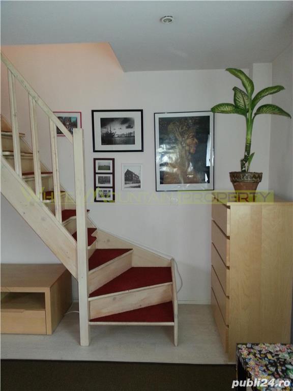 Apartament 2 camere si mansarda Dristor