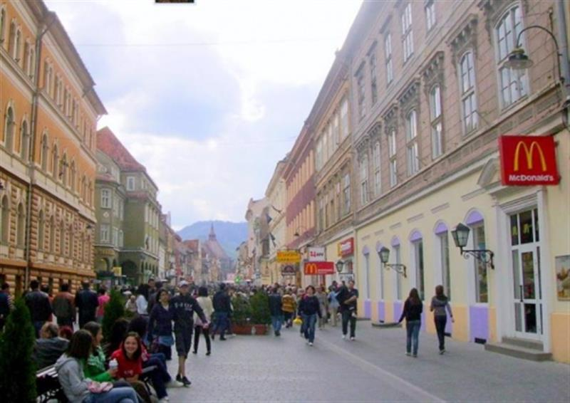 Commercial space for rent, Brasov Historic Centre - White Mountain Property