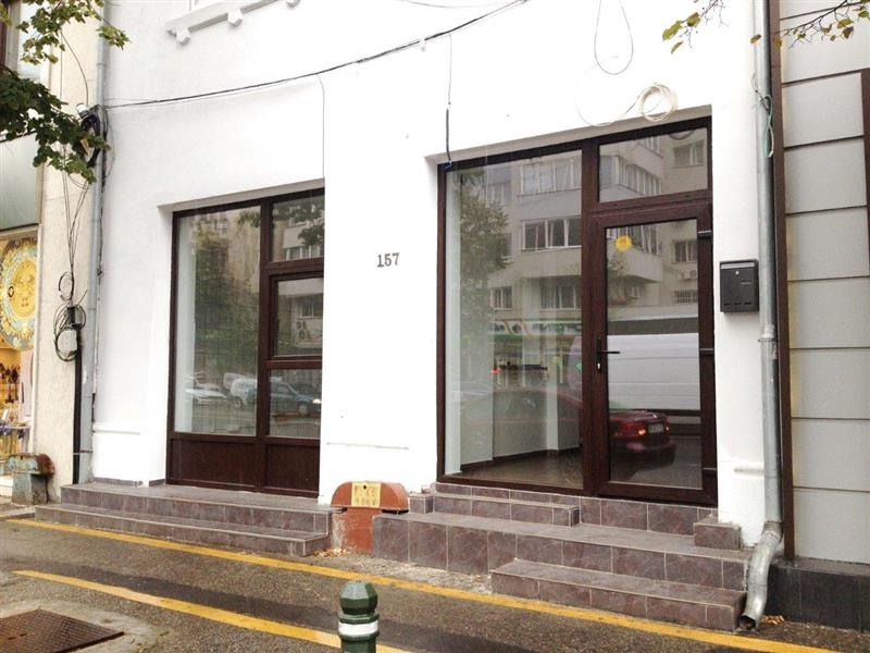 Commercial space for rent on Dorobantilor in Bucharest