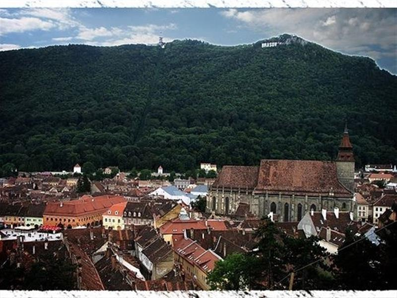 Commercial space for rent, Republicii Street, Brasov Historic Centre - White Mountain Property
