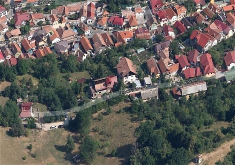 Land for sale, in Brasov Old Centre - White Mountain Property