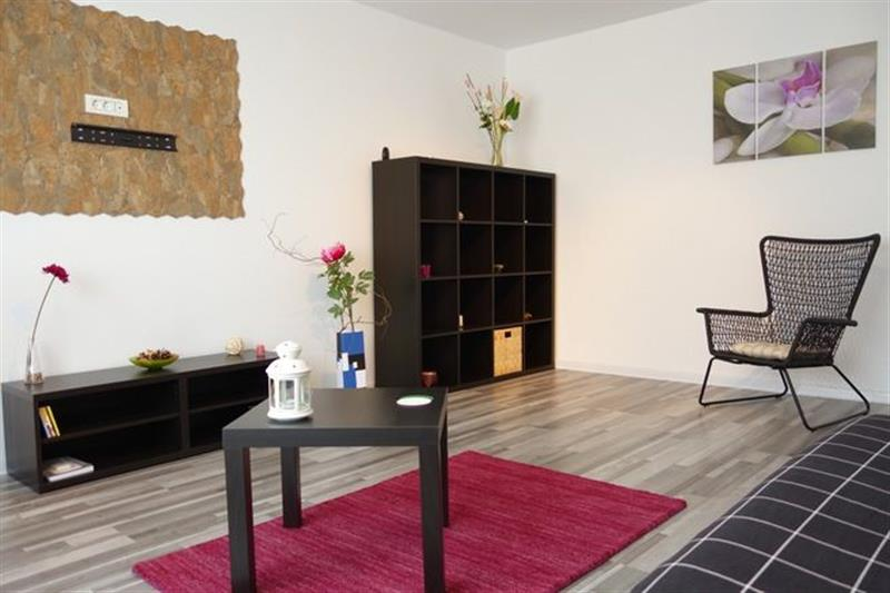 Modern furnished one bedroom apartment for rent