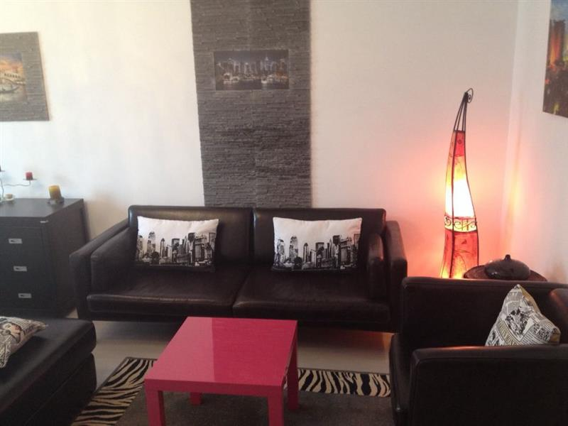 Apartment with 1 bedroom for rent - Matei Basarab street