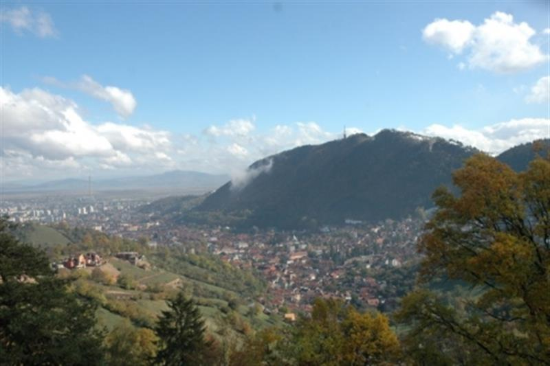 Land for sale in the centre of Brasov, in an exquisite area - White Mountain Property