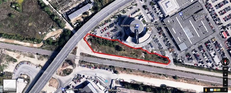 Land for sale in Bucharest - Pipera