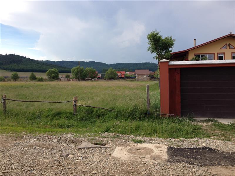 Land for sale in Vulcan, Brasov
