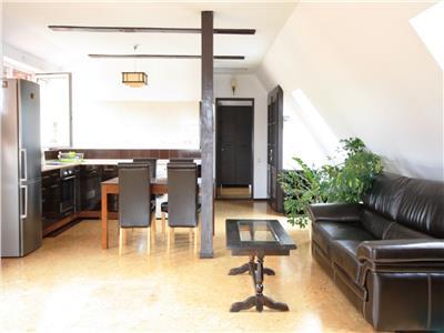 Apartament modern cu priveliste 250 grade si 2 camere - Strada Lunga