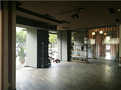 Commercial Space for rent in Decebal Boulevard