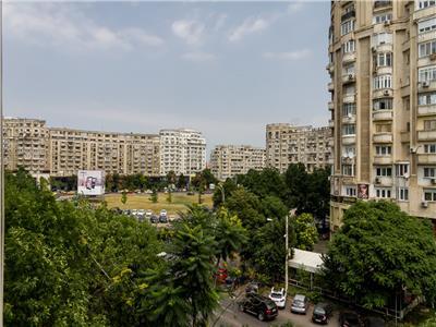 Apartament de 2 camere, amplasat intr-una dintre cele mai atractive zone ale capitalei, Piata Alba Iulia
