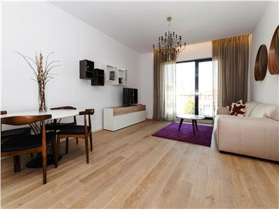 Apartament lux 3 camere de inchiriat in One Floreasca Lake Residence