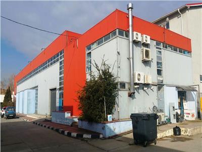 2 Hale Industriale si Teren de vanzare in Ilfov
