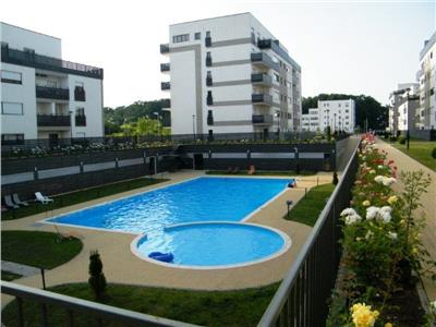 Apartament 3 camere de inchiriat in Natura Residence, Pipera