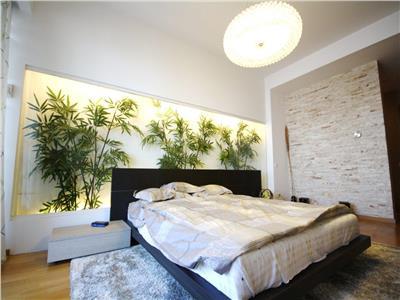 Apartament de lux si amenajare de designer de vanzare in Bellevue Residence