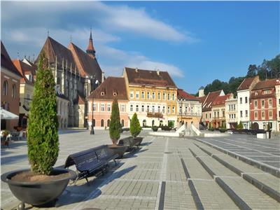Office space for rent in the Main Square of Brasov