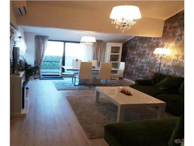 Apartament 3 camere de tip duplex de vanzare Baneasa