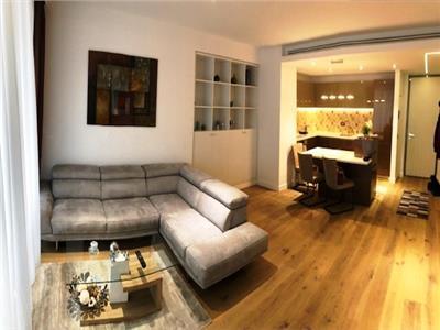 Apartament lux 2 camere de inchiriat in Cortina Residence, Baneasa