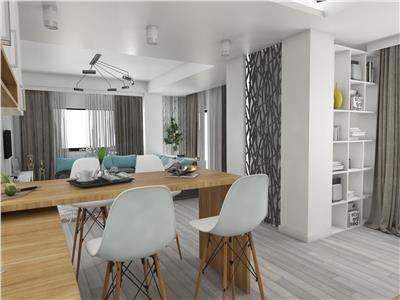 Apartament lux 2 camere de inchiriat in Dorobanti-Floreasca