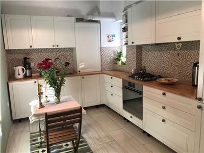 Apartament 3 camere bloc nou Carol Knappe