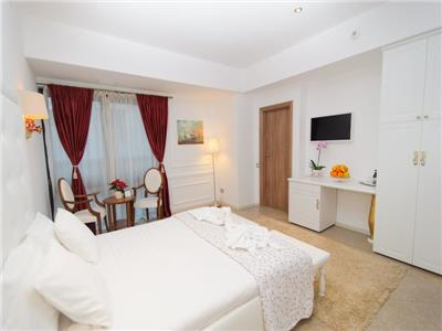 For sale, stylish 4* hotel, Barbu Vacarescu, yield 10%