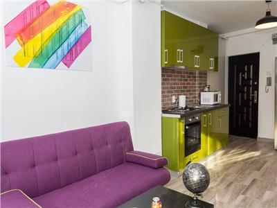 Apartament superb de 2 camere de inchiriat in Calea Victoriei