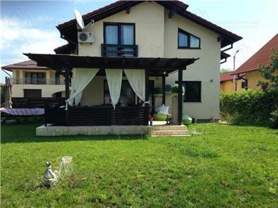 Vila Moderna in Paradisul Verde Corbeanca