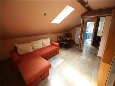 Studio for rent on Dealul Cetatii