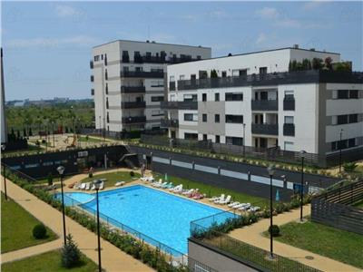 2 bedroom apartment in Baneasa Natura Lux