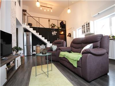 Apartament spatios / penthouse de vanzare Safety Residence.