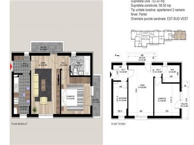 V�nzare Apartament 2 Camere Mihai Bravu � Nou, 2019