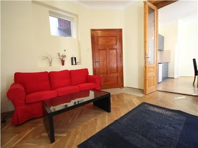 Stylish one bedroom apartment for rent in the Historic Centre of Brasov
