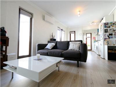 Apartament 3 camere, nou, terasa, 2 locuri de parcare, zona Dacia