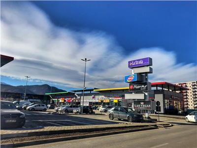 Commercial space for rent - La Strada Mall Brasov