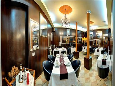 Restaurant Lux cu Terasa zona Piata Romana
