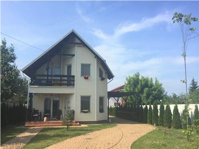 Villa fot sale in Snagov area, Vladiceasca