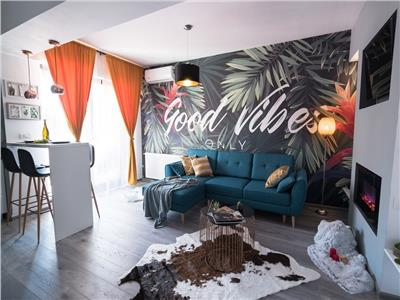 Apartament cu 2 camere mobilat LUX in zona Unirii Traian