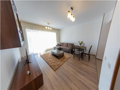 Two bedroom apartment in New Town Dristor for rent, including a parking and utility