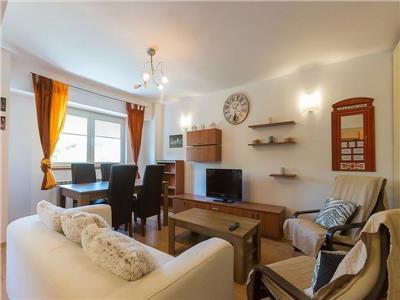 2 Rooms Luxury apartament in Aviatiei Caramfil street